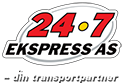 24/7 Ekspress AS Logo
